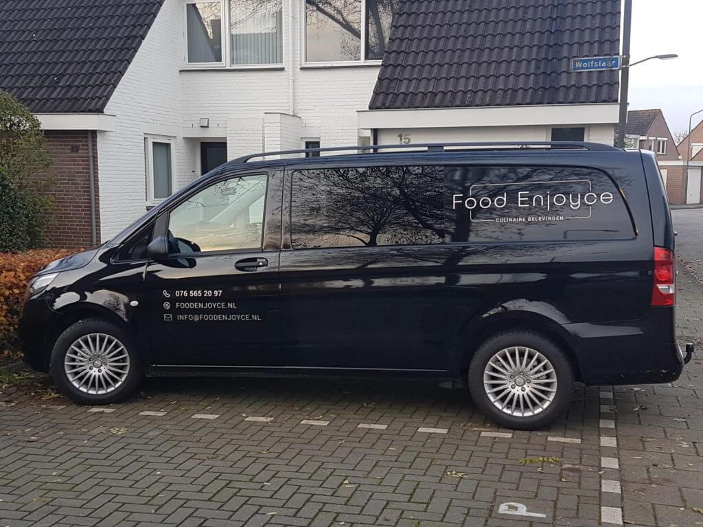Food Enjoyce Catering Breda Blog | Nieuwe huisstijl