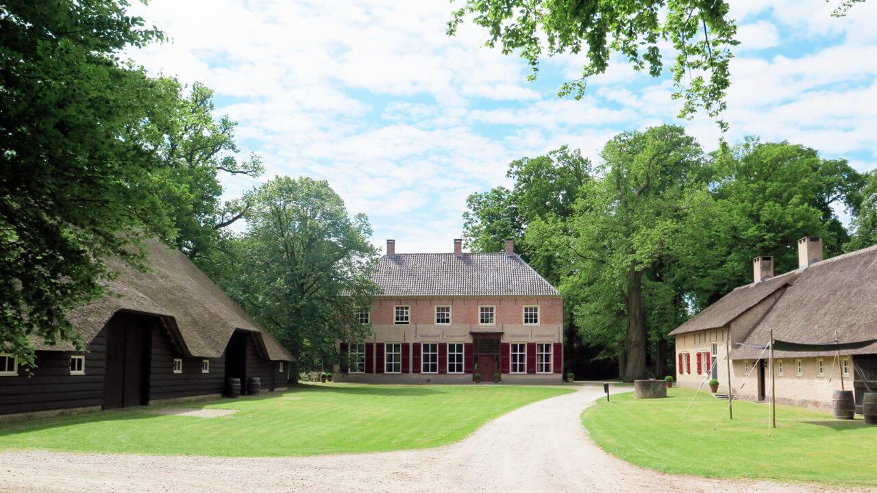 Food Enjoyce Catering Breda Locatie | Landgoed Luchtenburg