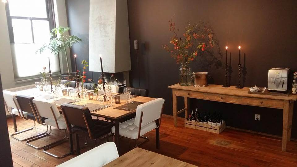 Food Enjoyce Catering Breda Locatie | Private Dining Food Enjoyce